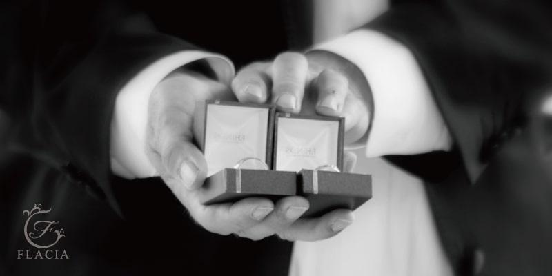 結婚・婚約指輪の歴史_FLACIA