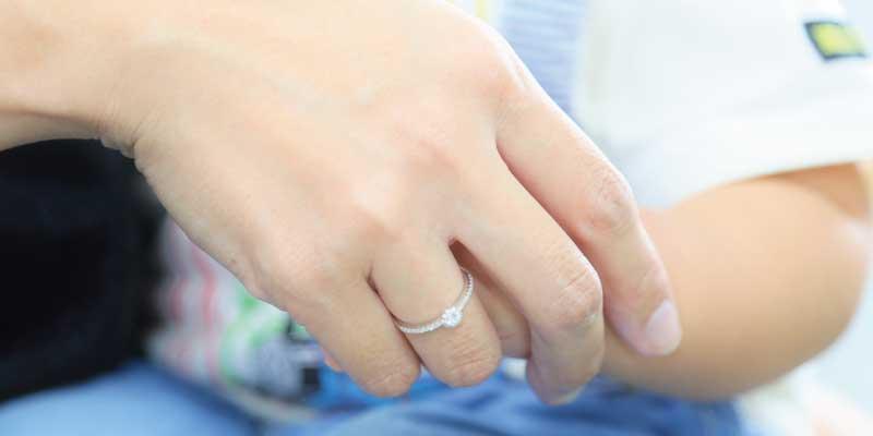 育てる指輪_FLACIA